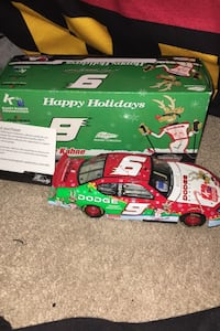 Kasey Kahn's #9 Sam Bass Holiday 1:24 stock car collectible
