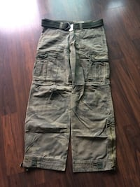 Abercrombie & Fitch Mens Camouflage Pants