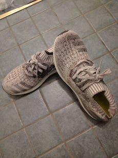 Ultra Boost Uncaged Clear Brown
