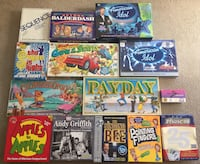 Board games - Make an offer! Some are still NEW Scottsdale, 85258