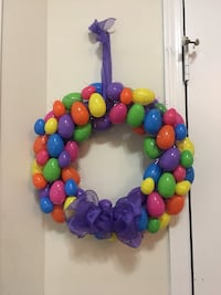Easter wreath Sherwood Park, T8H 1T4