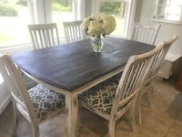 Dining room table set  Lake Hopatcong, 07849