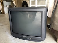 black and gray CRT TV Bend, 97702