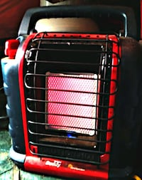 Mr heater portable buddy propane heater West Des Moines, 50266