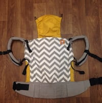 Toddler Tula- Zig Zag Grey (discontinued print) Tacoma, 98445