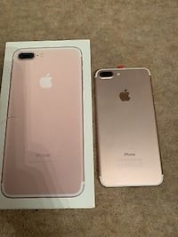 Iphone 7s rose gold Oslo