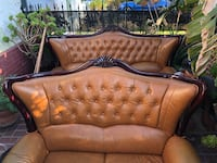 Leather couches Huntington Park, 90255