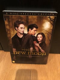 Twilight New Moon DVD-saken
