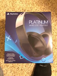 PS4/PS3/PC  Sony Wireless Headphones Leesburg, 20175
