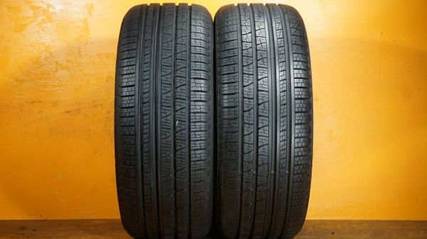 Used Tires Tampa >> 2 Used Tires 255 50 19 Pirelli Scorpion Verde A S