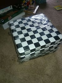 Seat cushions  (checkered)  Alexandria, 22306