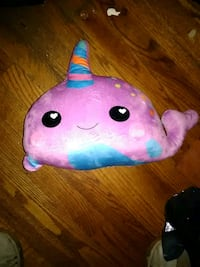 blue and pink animal plush toy Springfield, 65802