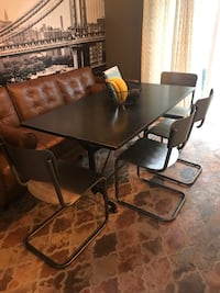 Industrial Style Table and Chairs Arlington, 22201