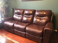 Ashley power soda, love seat and rocking recliner  Coppell, 75019