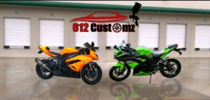 Plasti dip your bike! Dont miss out.