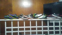 assorted pairs of Nike sneakers Losantville, 47354