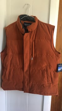 New! With Tags/ CONSENSUS Outwear / Size Large Holland, 49423