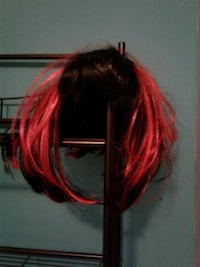 Black and red wig  Decatur, 30032