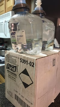 Purell Advance Foam (6) $100   Retail for 2 in Box Alexandria, 22306