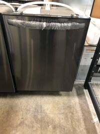 NEW Discounted Black Stainless Dishwasher 1yr Manufacturers Warranty