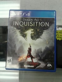PS4 Game: Dragon Age Inquisition Humble, 77396