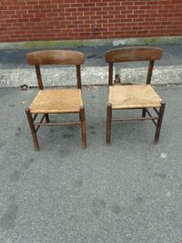 two brown wooden folding tables North Attleborough, 02760