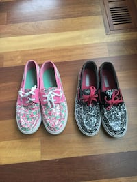 Sequined Sperry shoes  Bloomfield Hills, 48301
