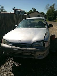 Parting out 98 hyundai 1.5ltr 5 speed first come Peoria, 85382