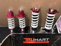 Truhart coilovers for 2007-2016 MITSUBISHI LANCER Providence