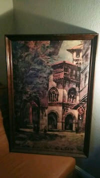 Peter Peiper Oil Painting Modesto, 95354