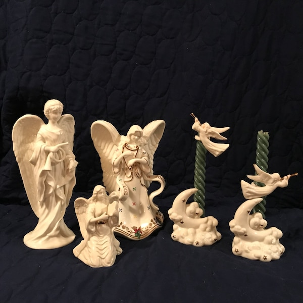 Lenox angel set