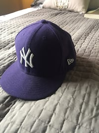 NY Ball cap.  Lightly worn, not warped, just a large size.  Pick up only Edmonton, T6E 0V4