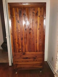 Beautiful Solid Cedar Armoire