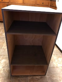 Small 2 shelf bookcase
