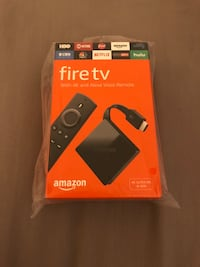 Fire tv  Washington, 20011