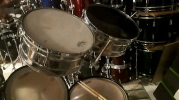 Timbales drums concert toms