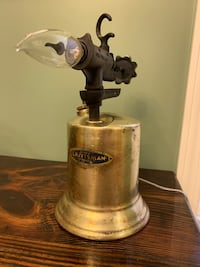 Antique torch lamp Collinsville, 39325
