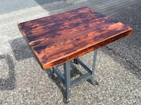 Custom made table Tsawwassen, V4M 4E8