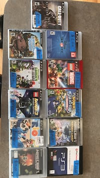 Assorted Sony PS3 game Martinsburg, 25403