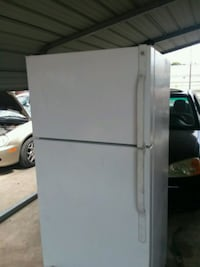 white top-mount refrigerator Rome, 30165