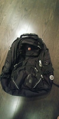Swiss Army Laptop backpack Vancouver, V6B 3M3