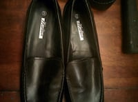 pair of black leather loafers Salaberry-de-Valleyfield, J6T 2R2