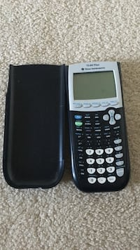 TI 84 plus with cover