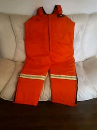 Reynolds XL insulated High Vis coveralls Brampton, L6P 1T3
