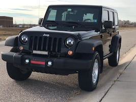2017 Jeep Wrangler Unlimited LIKE NEW ONE OWNER