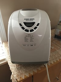 white and gray Honeywell portable air cooler Surrey, V3S 5A1