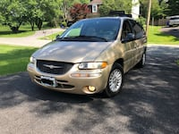 Chrysler - Town and Country - 2001 Lxi Silver Spring
