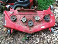 "54"" Mower deck Husskee supreme  Coldspring, 77331"