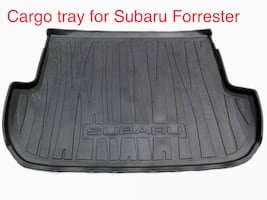 Subaru Rear cargo protector tray OEM Fitted