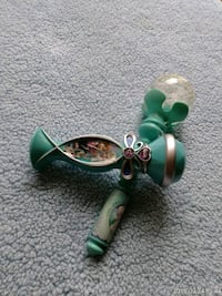 green and white ceramic figurine Silver Spring, 20910